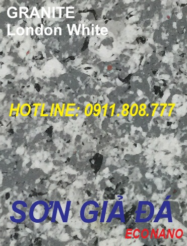GRANITE London White