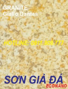 GRANITE Giallo Dantas