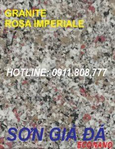 GRANITE ROSA IMPERIALE