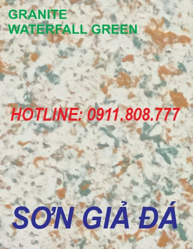 GRANITE WATERFALL GREEN