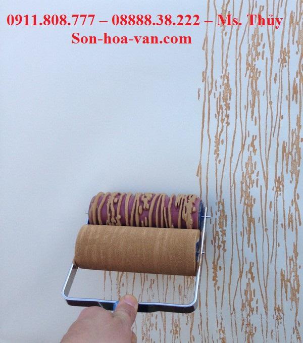 bán con lăn sơn hoa văn tại quận 4