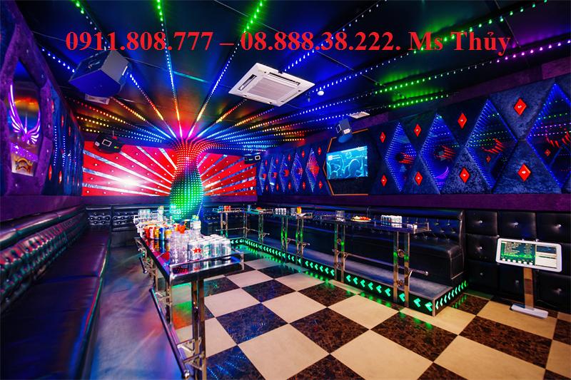 Báo giá thi công sơn tường nghệ thuật cho quán karaoke (sơn hoa văn) 1