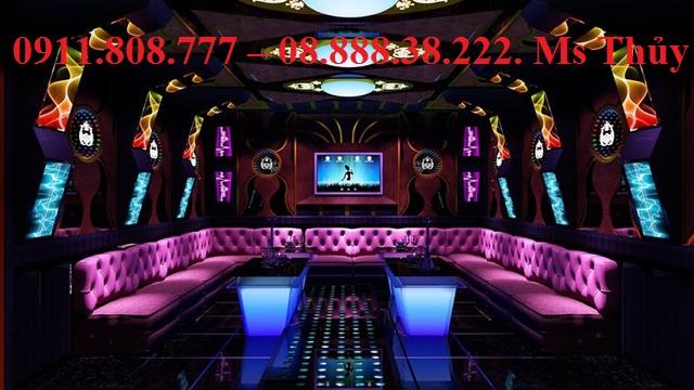 Báo giá thi công sơn tường nghệ thuật cho quán karaoke (sơn hoa văn) 3