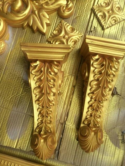 Bán sơn dát vàng tại quận Gò vấp