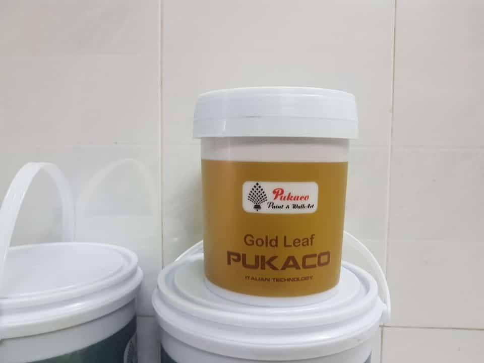 Giá sơn mạ vàng 24k Pukaco
