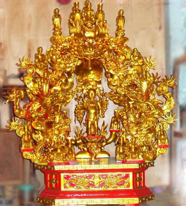 Bán sơn dát vàng tại Quận Tân Phú